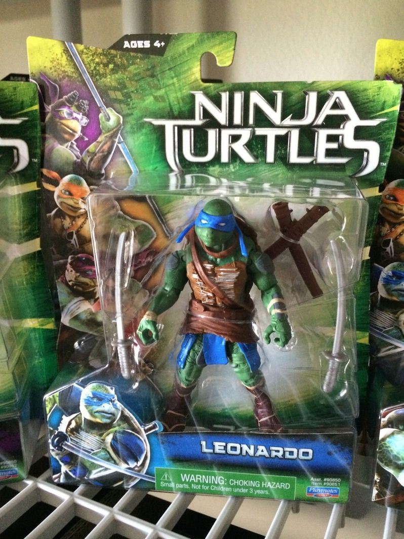 <strong><em>Teenage Mutant Ninja Turtles</em></strong> photo 5