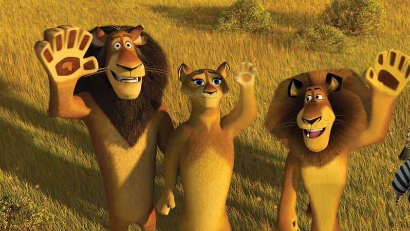 <strong><em>Madagascar: Escape 2 Africa</em></strong> Photo #3