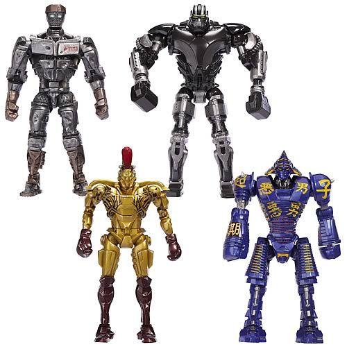 <strong><em>Real Steel</em></strong> Action Figures #5