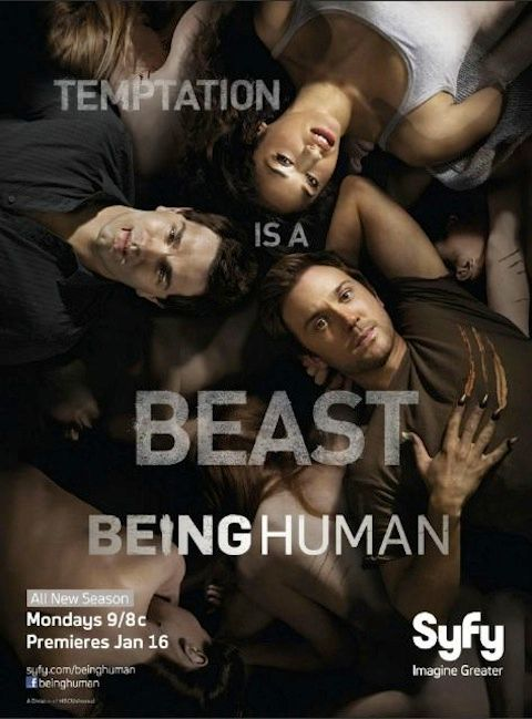 <strong><em>Being Human</em></strong> Season 2 Promo Art