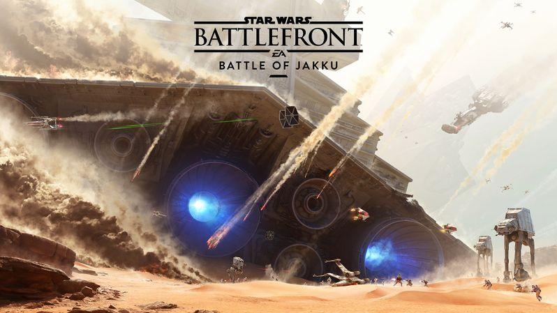Star Wars Battlefront Concept Art 1