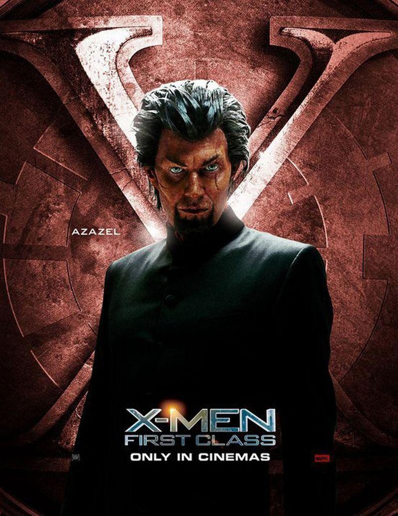 <strong><em>X-Men: First Class</em></strong>: Azazel