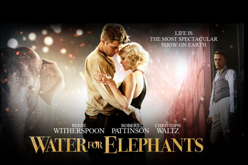 <strong><em>Water for Elephants</em></strong> Poster