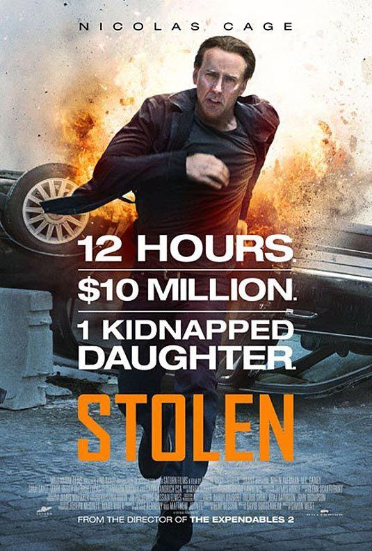 <strong><em>Stolen</em></strong> Poster