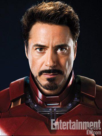 The Avengers: Robert Downey Jr.