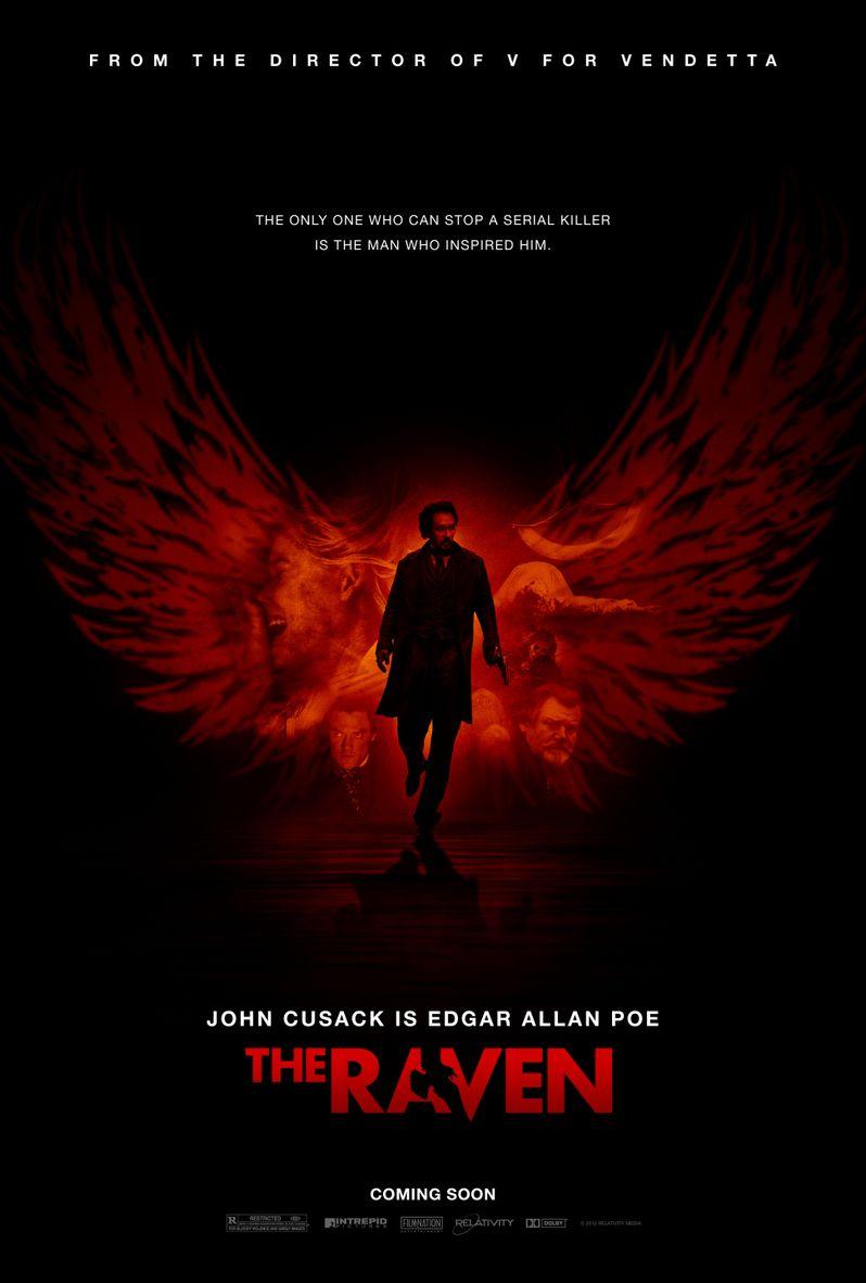 <strong><em>The Raven</em></strong> Poster