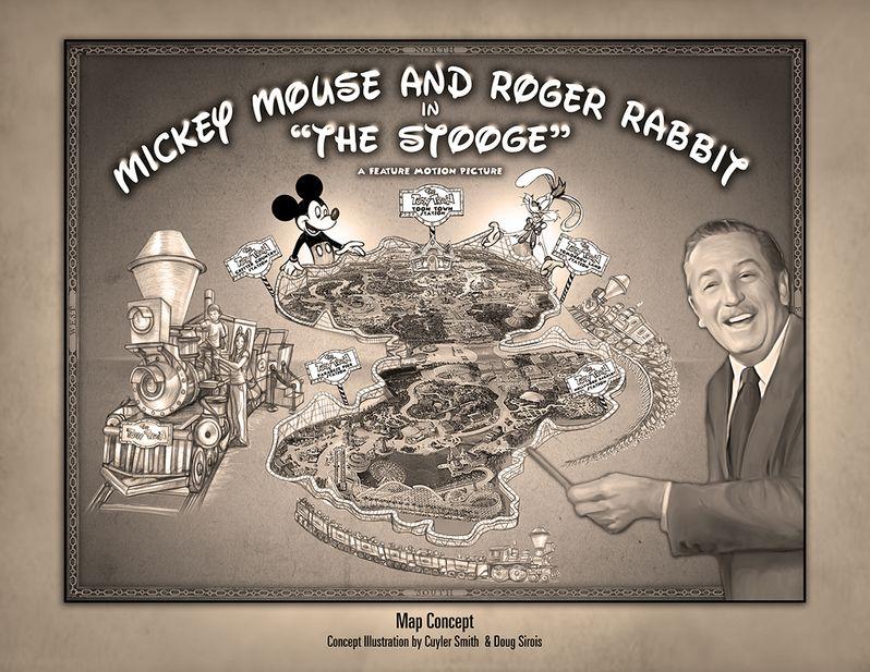 <strong><em>The Stooge</em></strong> Roger Rabbit Short Film 4