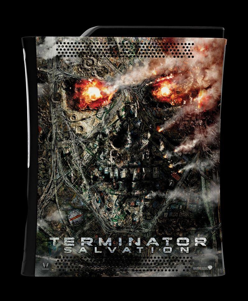 Limited Edition <strong><em>Terminator Salvation</em></strong> X-Box 360