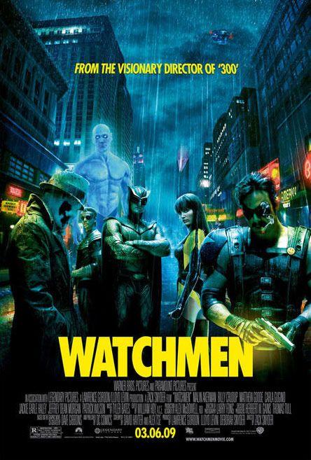 <strong><em>Watchmen</em></strong>