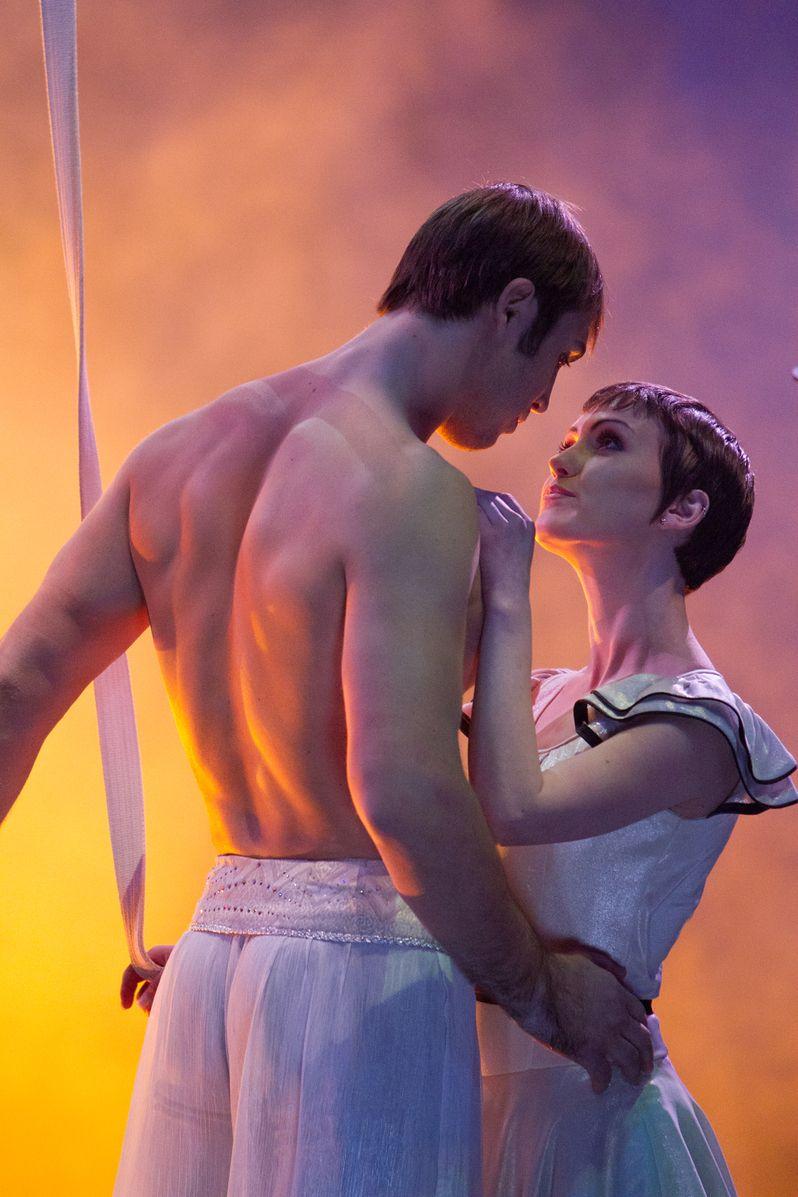 <strong><em>Cirque du Soleil Worlds Away</em></strong> Photo 1