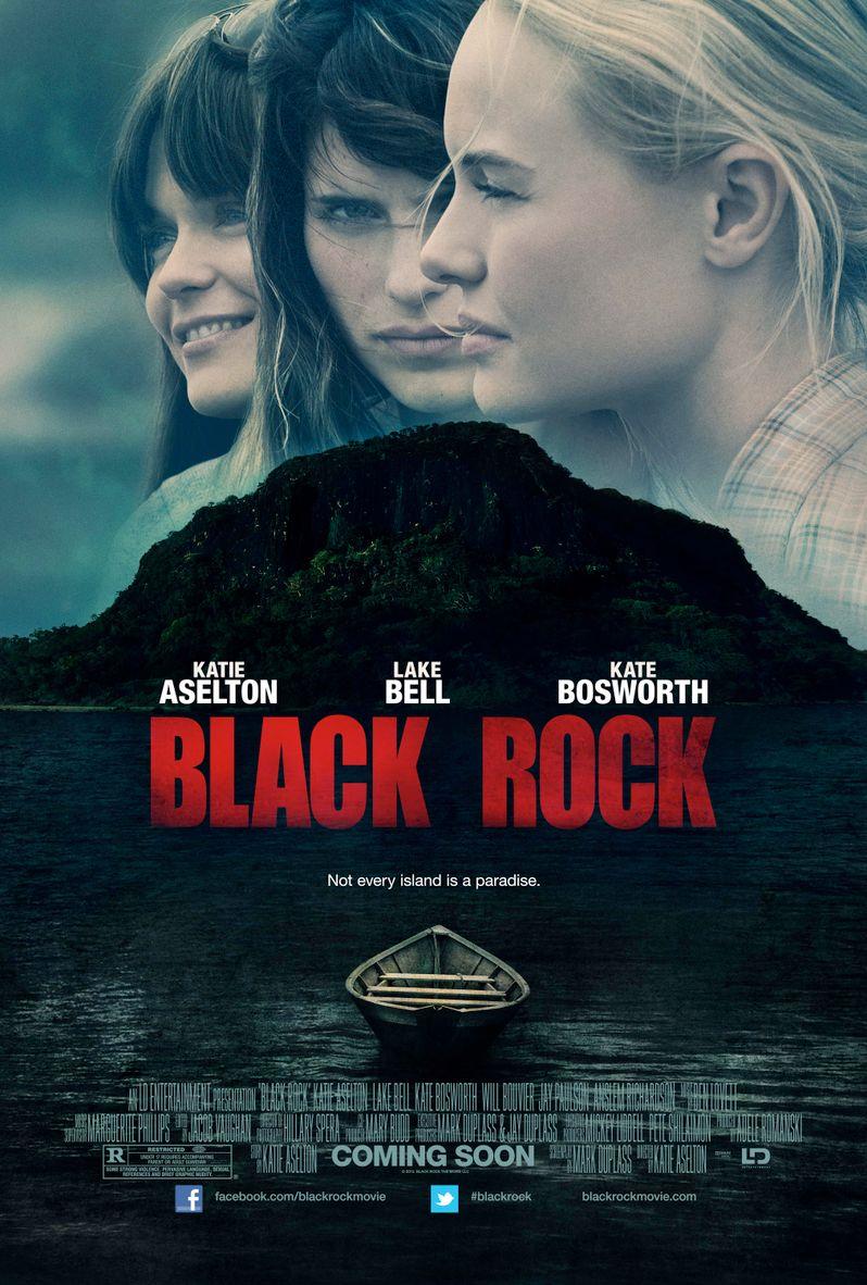 <strong><em>Black Rock</em></strong> Poster