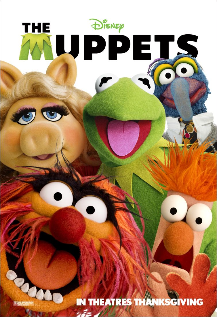 <strong><em>The Muppets</em></strong> Poster #8