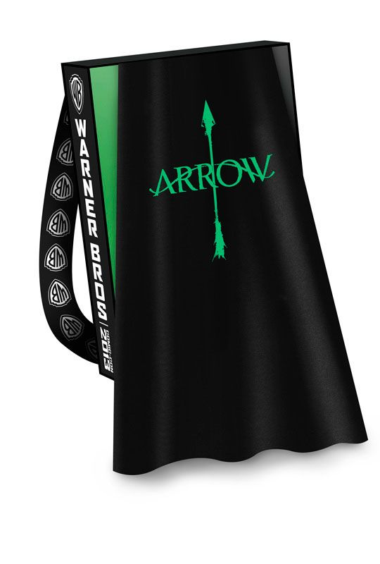 Arrow Comic-Con 2013 Bag Photo 2