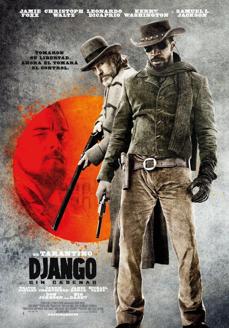<strong><em>Django Unchained</em></strong> International Poster