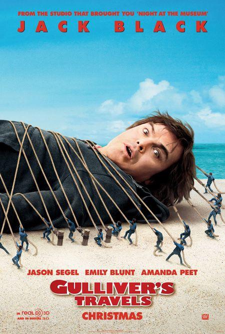 <strong><em>Gulliver's Travels</em></strong> Poster #3