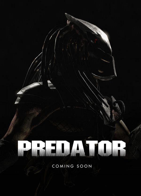 <strong><em>Predator</em></strong> Mortal Kombat X Poster 1