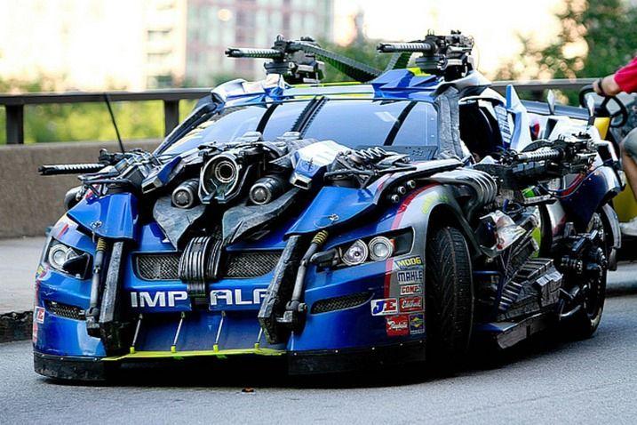 <strong><em>Transformers: Dark of the Moon</em></strong> Set Photo #3