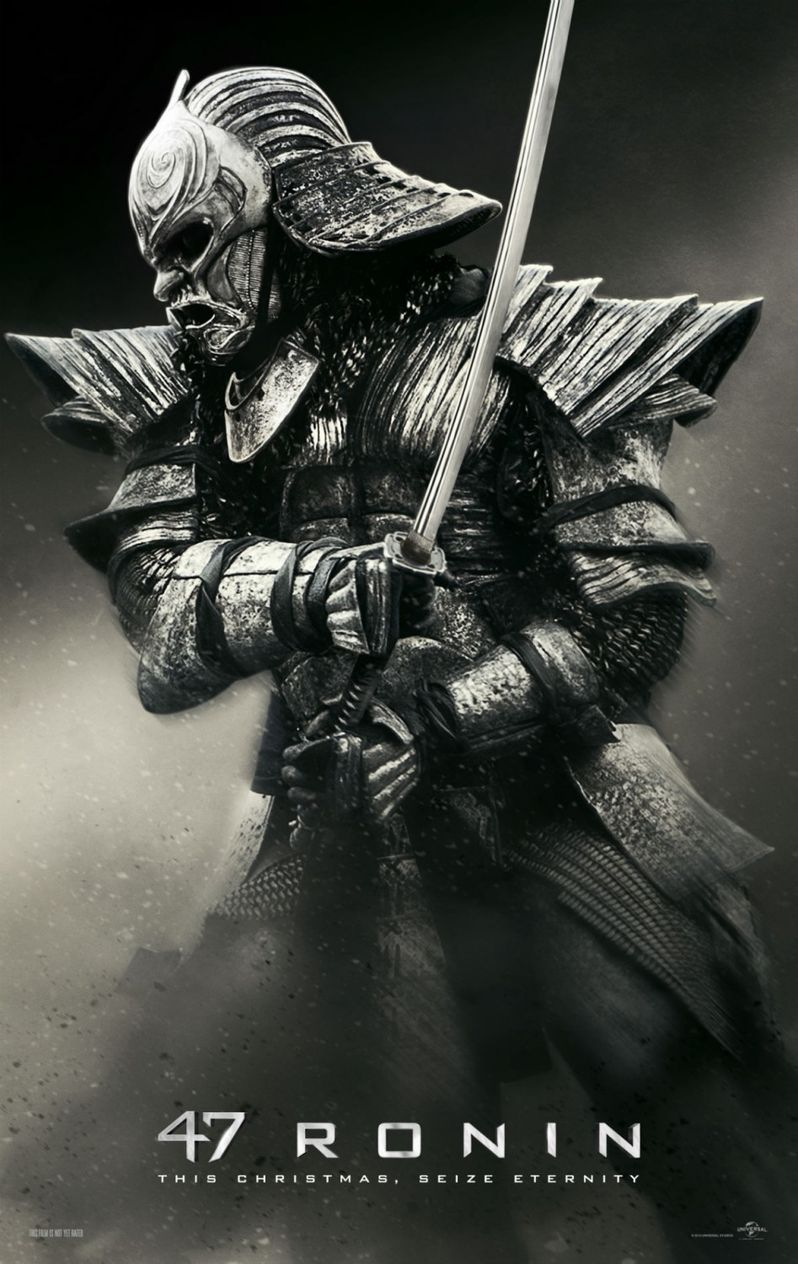 <strong><em>47 Ronin</em></strong> Character Poster 2