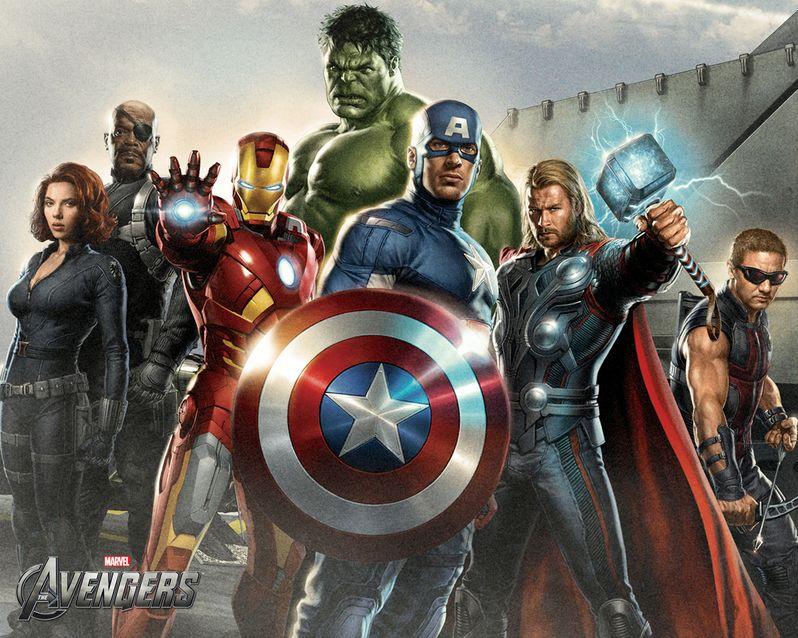 <strong><em>Marvel's The Avengers</em></strong> Wallpaper #8