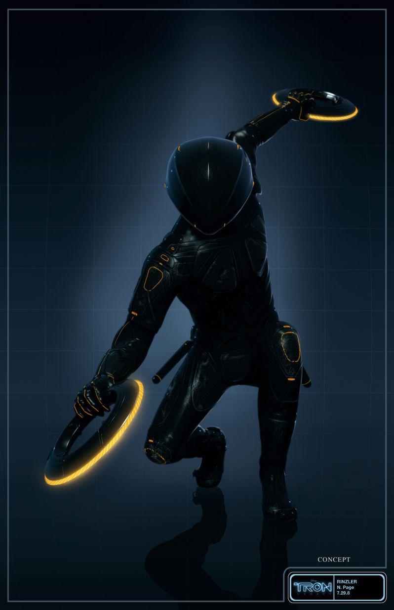 <strong><em>Tron: Legacy</em></strong> Concept Art Image #3