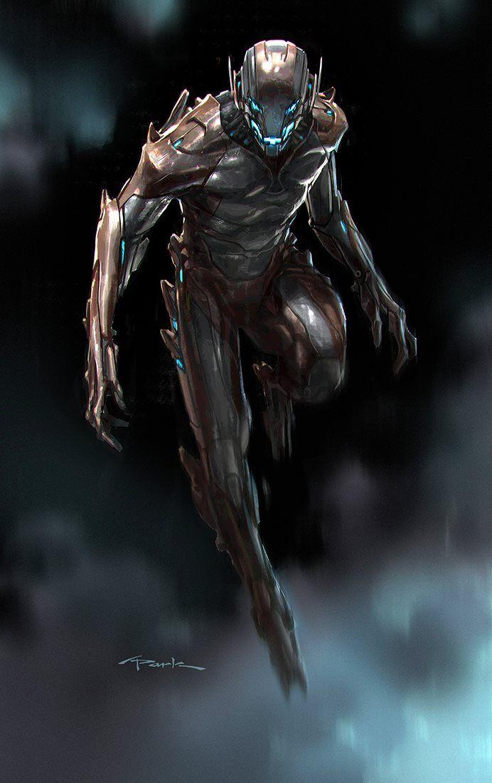 <strong><em>Avengers: Age of Ultron</em></strong> Concept Art 6