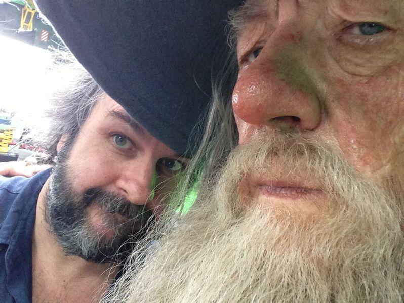 The Hobbit Pick Ups Set Photo