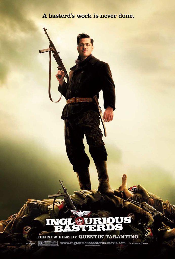 <strong><em>Inglourious Basterds</em></strong> Poster