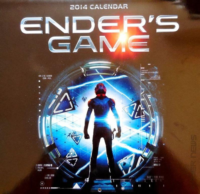<strong><em>Ender's Game</em></strong> Calendar Photo 1