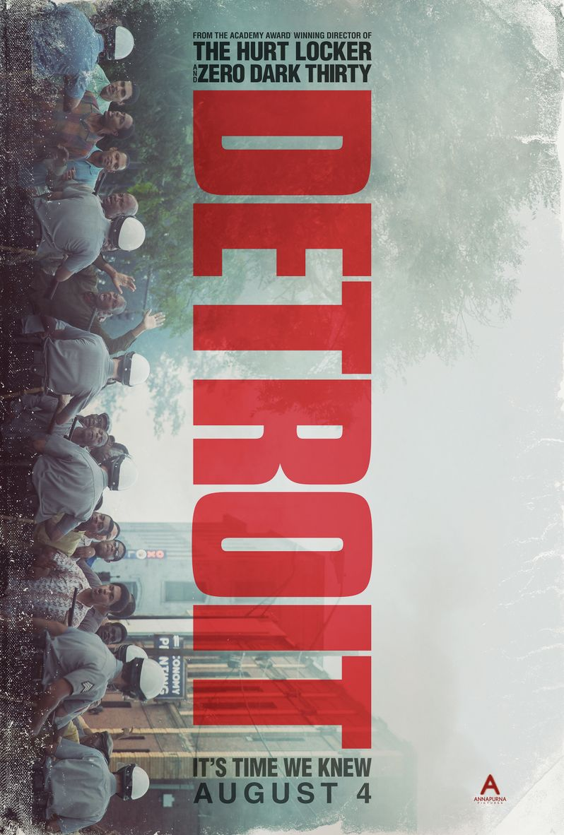 <strong><em>Detroit</em></strong> Poster