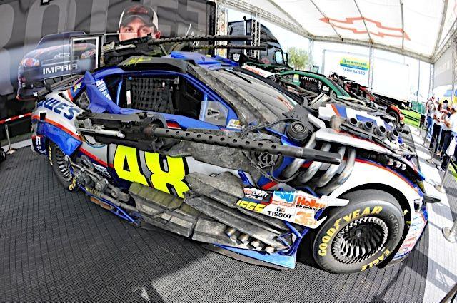 <strong><em>Transformers: Dark of the Moon</em></strong> Daytona 500 Pics #6