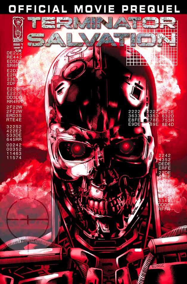 <strong><em>Terminator Salvation</em></strong> Movie Prequel Image #1