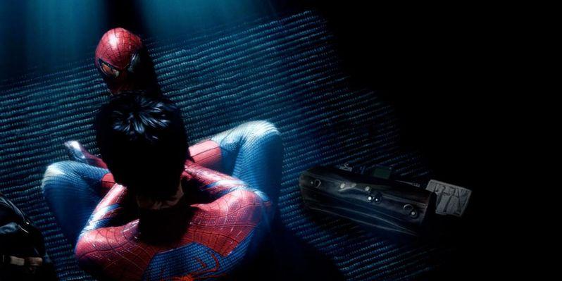 Amazing Spider-Man briefcase photo