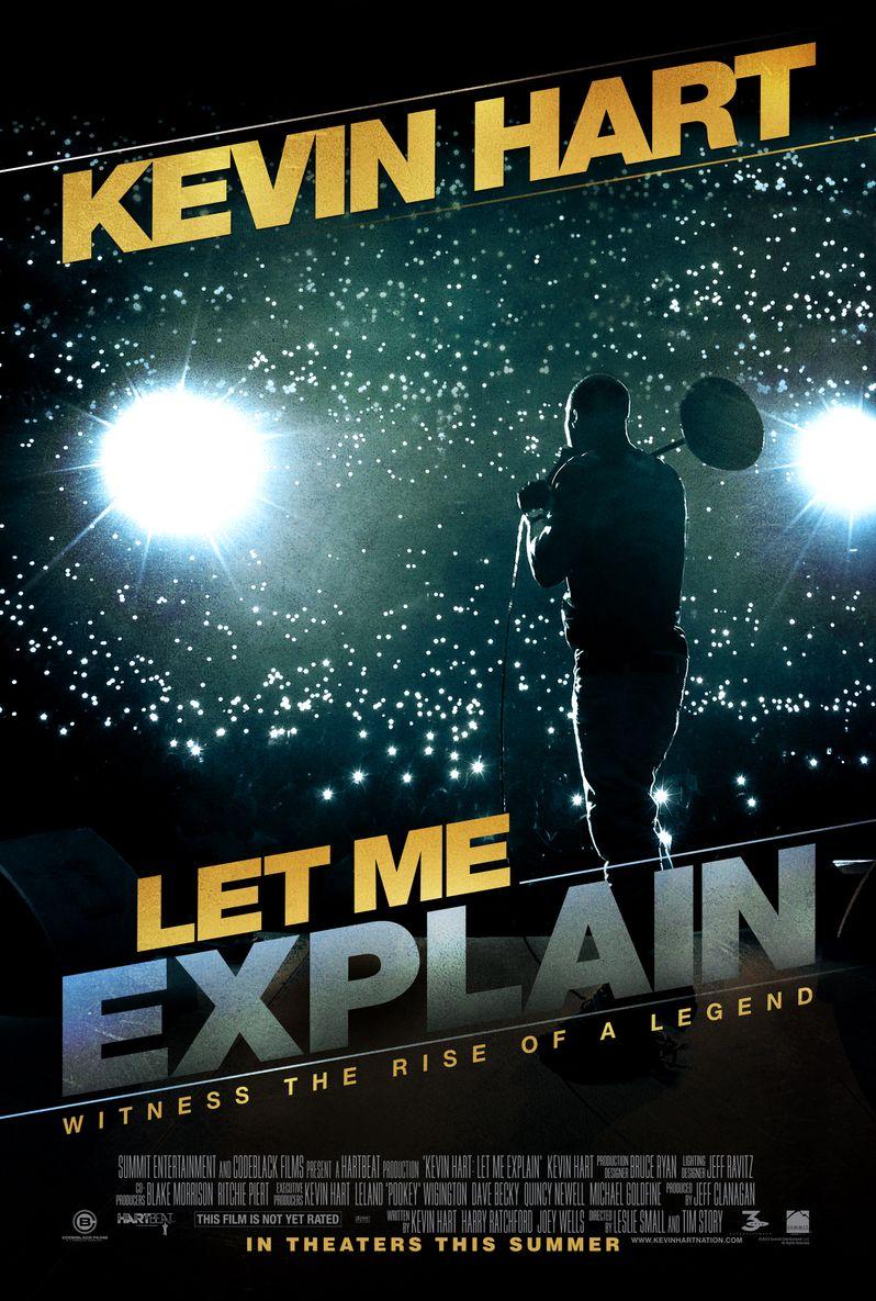 Kevin Heart: Let Me Explain Poster
