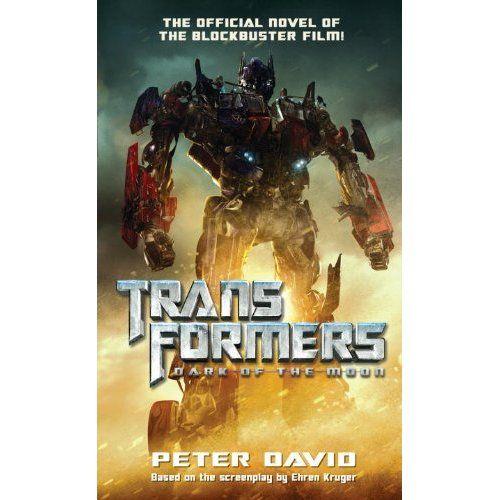 <strong><em>Transformers: Dark of the Moon</em></strong> Paper Back