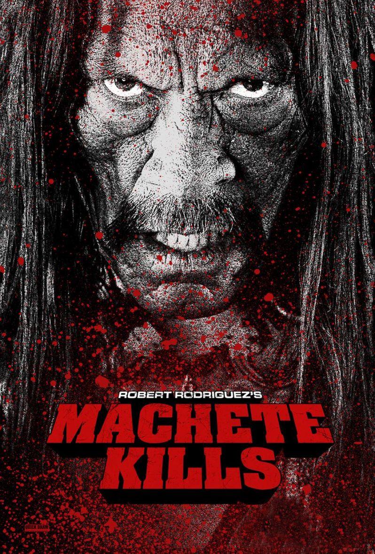 <strong><em>Machete Kills</em></strong> Promo Poster