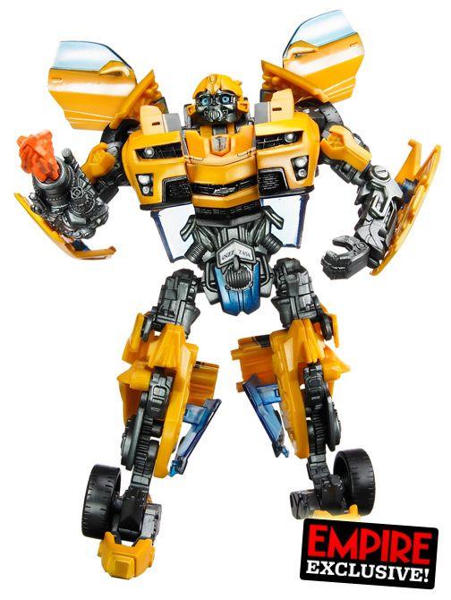 <strong><em>Transformers: Revenge of the Fallen</em></strong> Soundwave #1