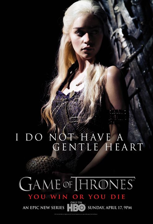 <strong><em>Game of Thrones</em></strong> Poster #4