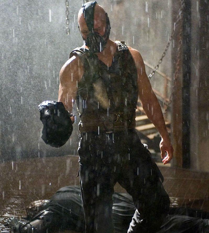 Bane Vs. Batman: Anatomy of A Fight Photo 5