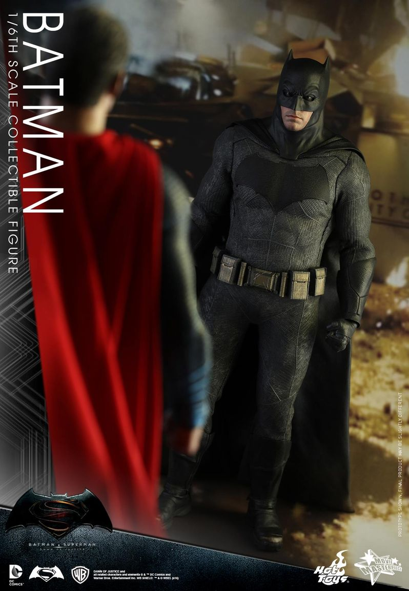 <strong><em>Batman v Superman: Dawn of Justice</em></strong> Hot Toys Photo 5