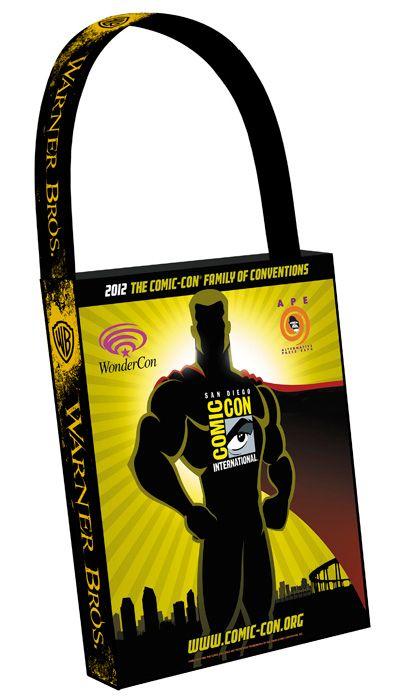 Comic-Con Bag