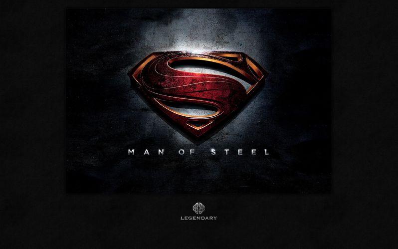 <strong><em>Man of Steel</em></strong> Banner