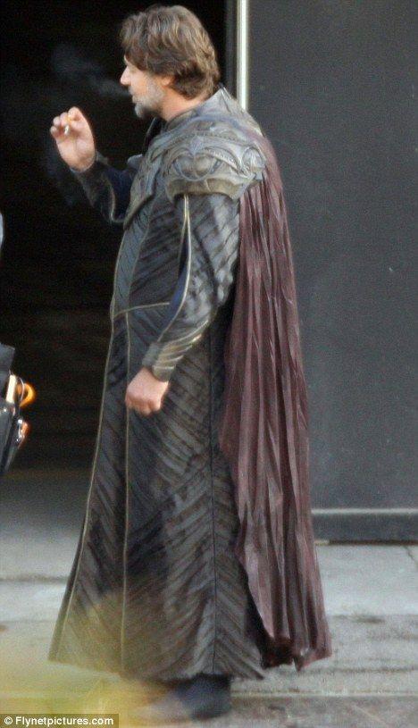 Russell Crowe as Jor-El #2