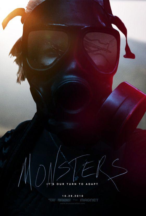 <strong><em>Monsters</em></strong> Poster #4