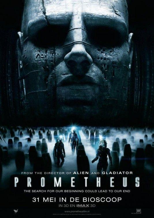 <strong><em>Prometheus</em></strong> International Poster #1