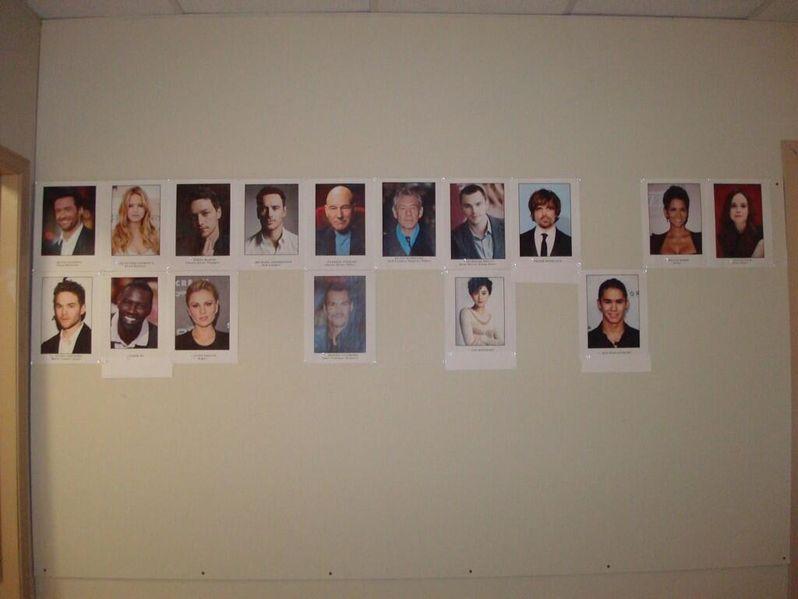 <strong><em>X-Men: Days of Future Past</em></strong> Cast Photo