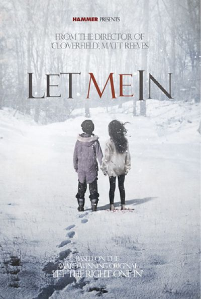 Let Me in Concept Poster #3