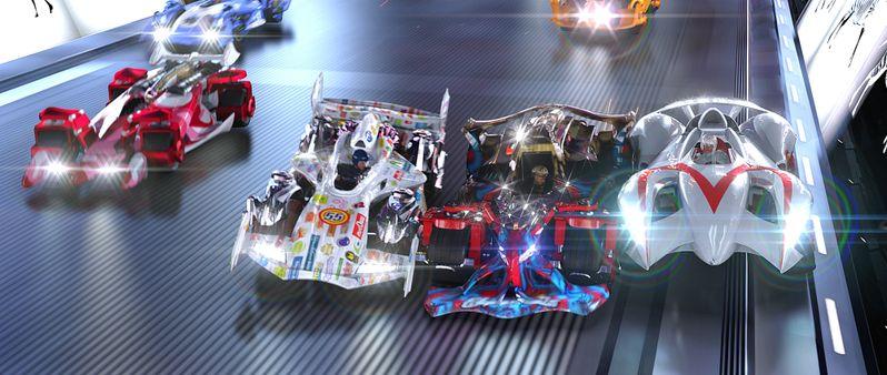 <strong><em>Speed Racer</em></strong>