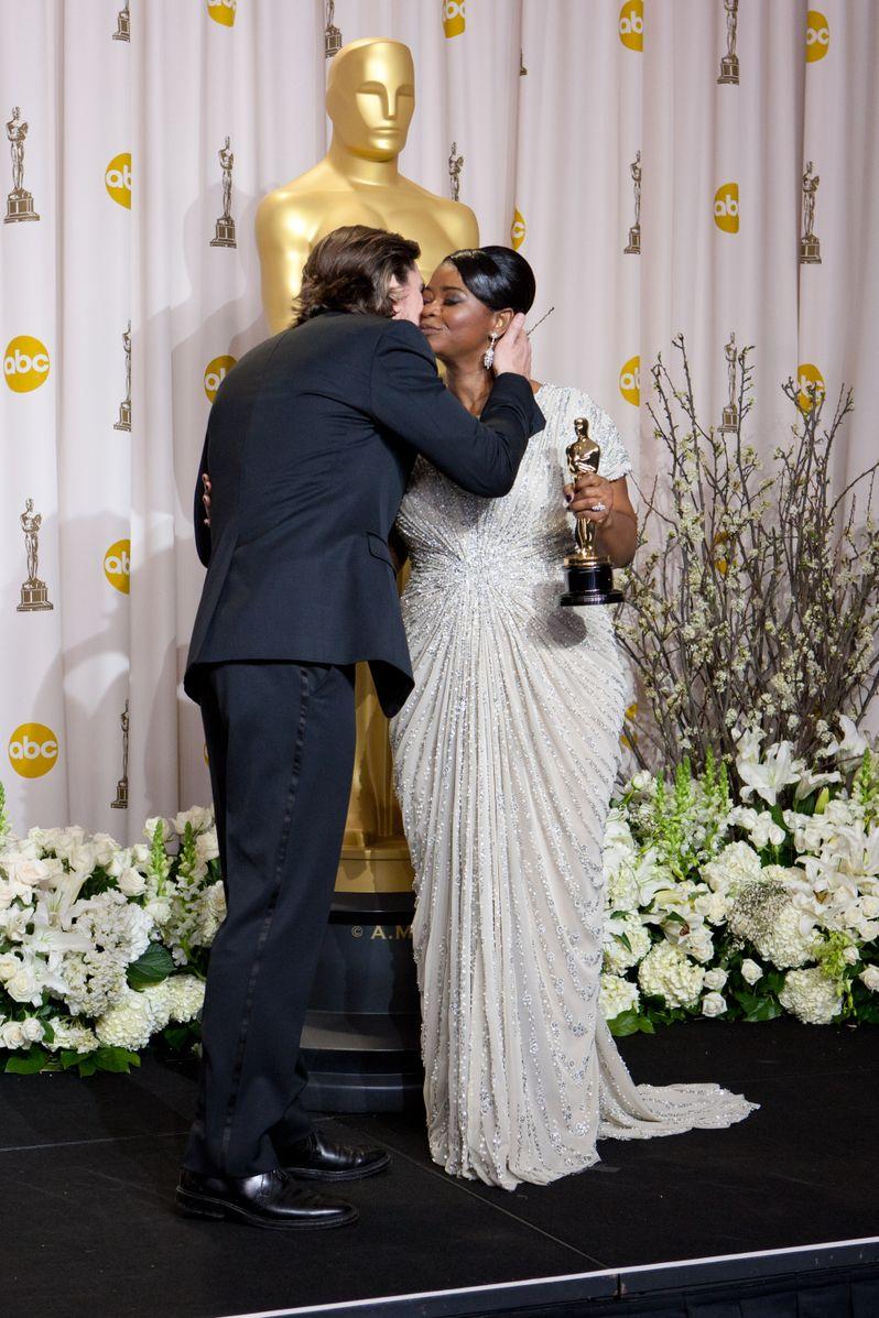 2012 Academy Awards Press Room photo 6