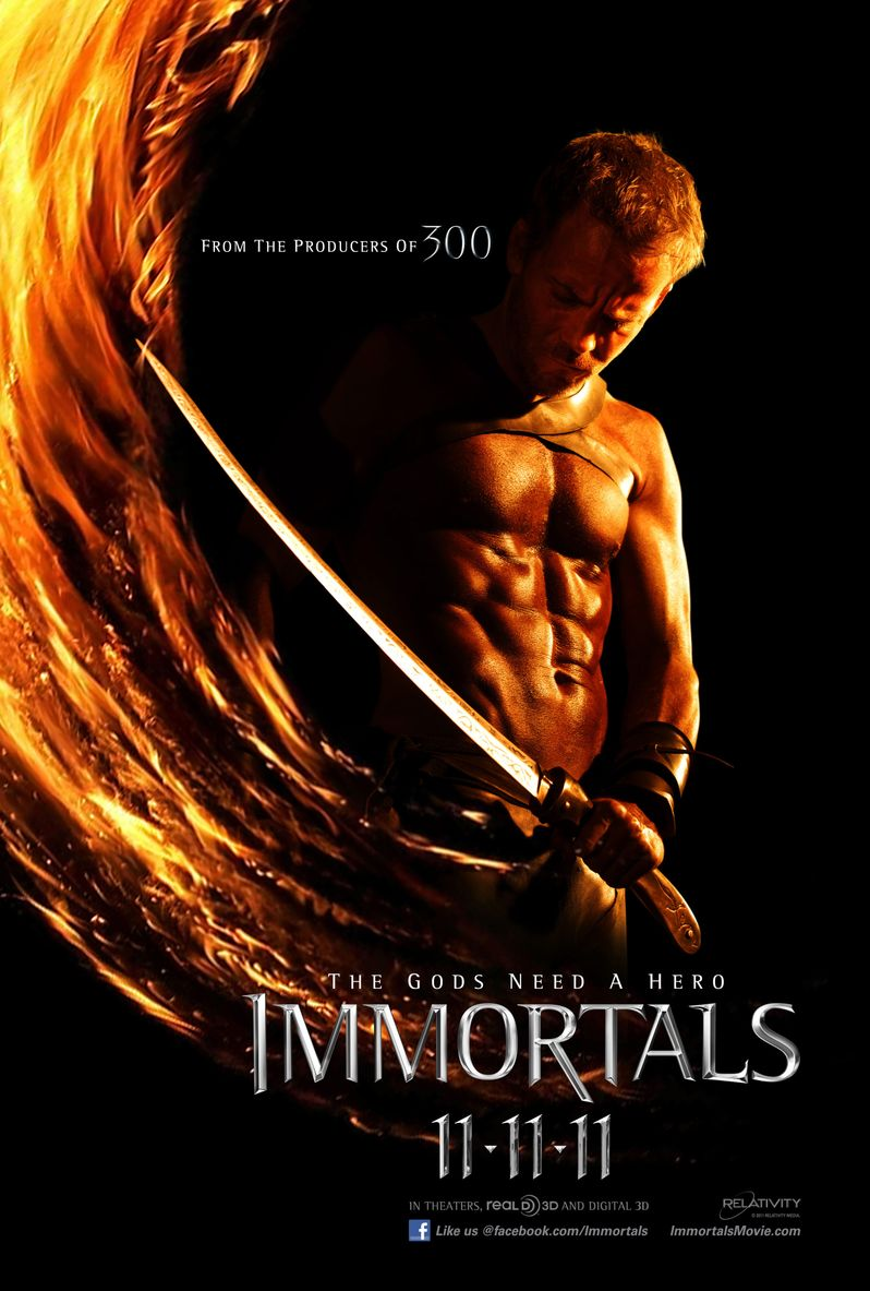 <strong><em>Immortals</em></strong> Character Poster #6