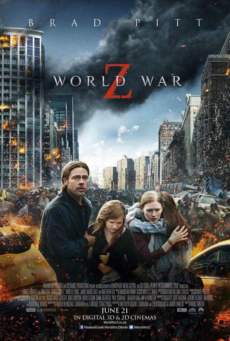 <strong><em>World War Z</em></strong> Poster